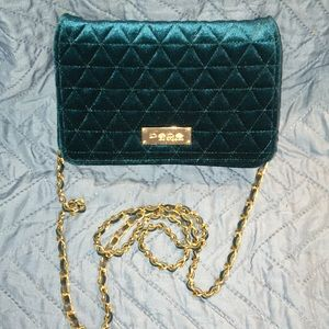 """Bebe Los Angeles small """"night out bag"""""""